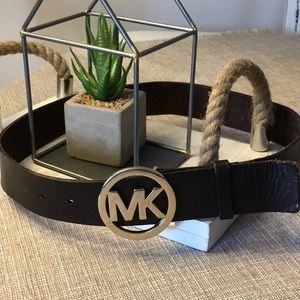 Michael Kors X Small Genuine Leather Belt